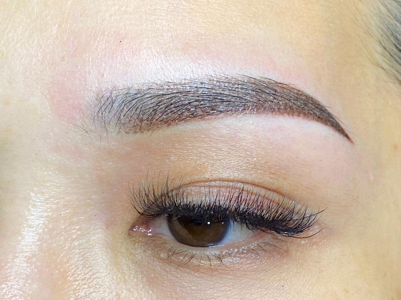eyebrow embroidery 9