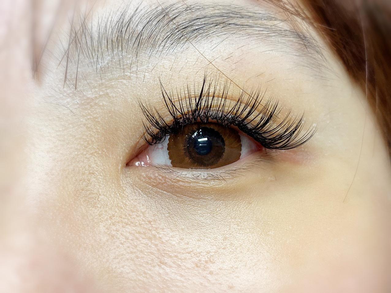 eyelash extension 3d katun mix dolly