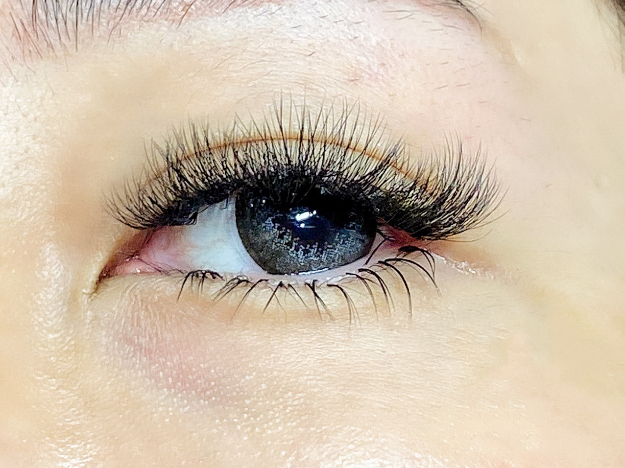 eyelash extension 4d-5d upper and lower dolly doll