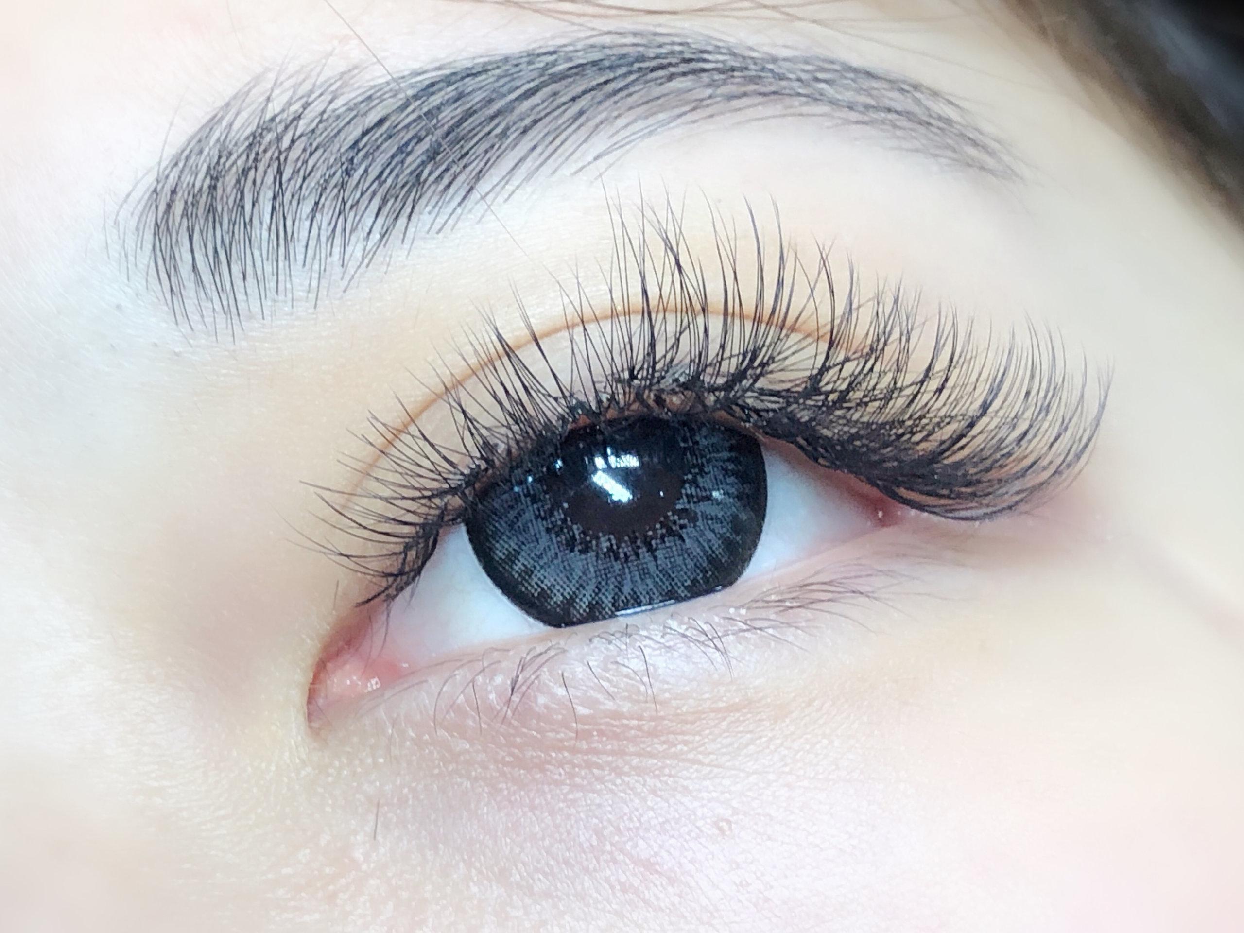eyelash extension 3d sexy eye