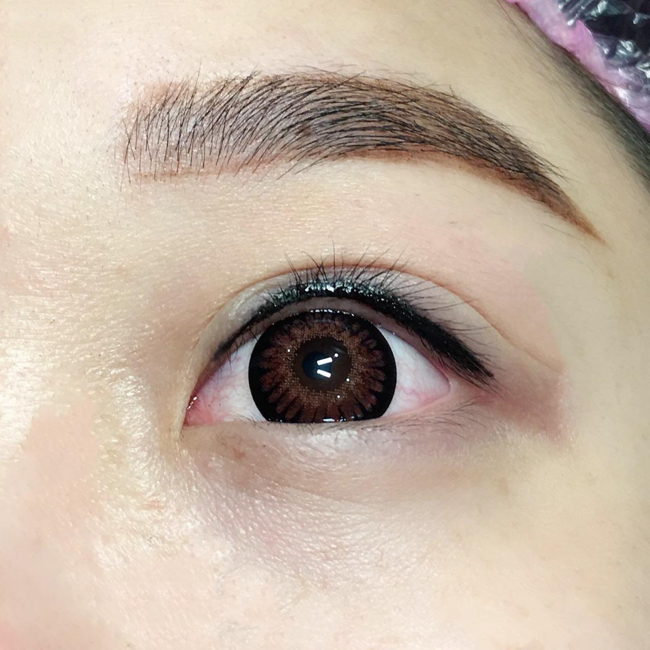 eyeliner embroidery inner eyeliner