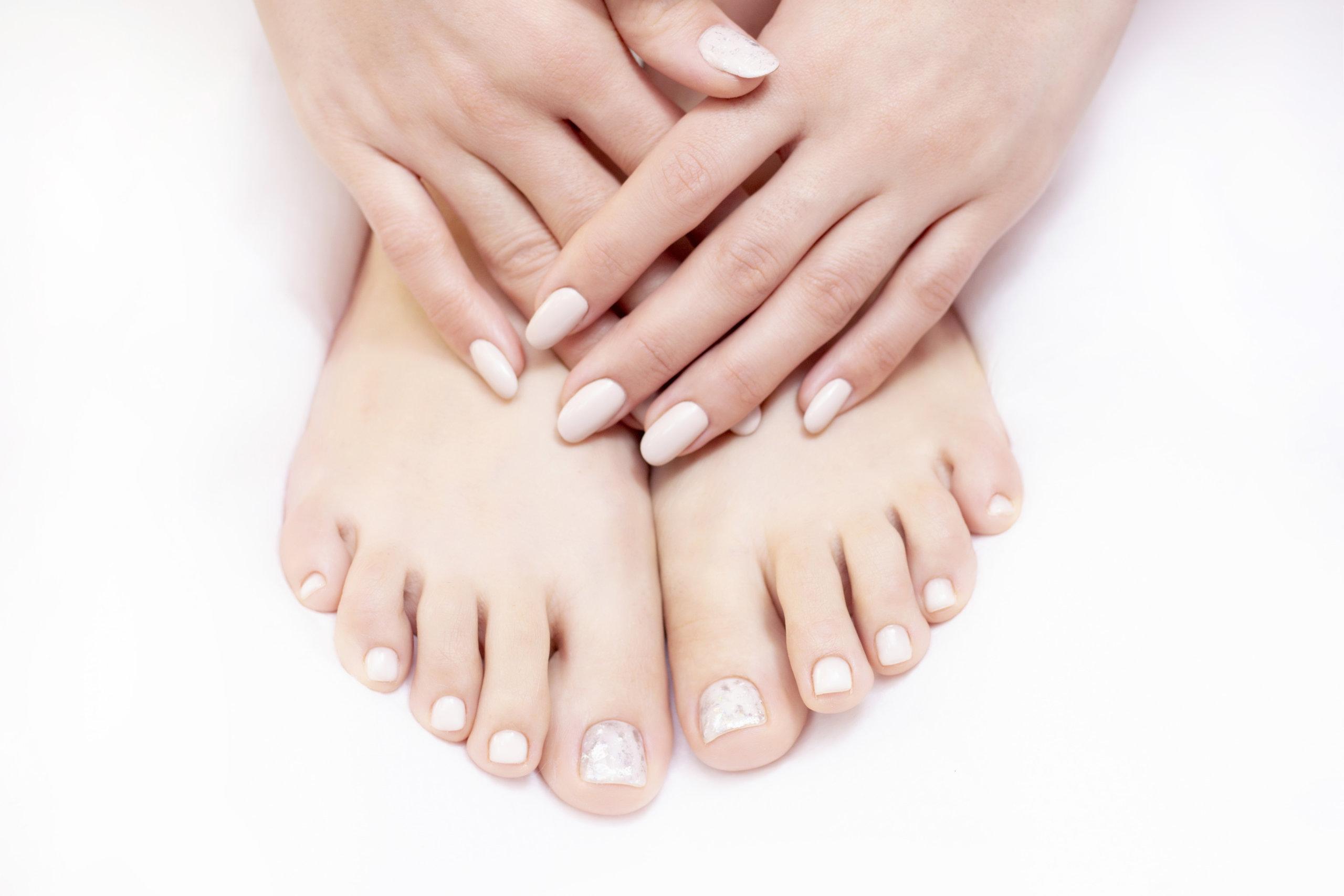 Manicure & Pedicure 1