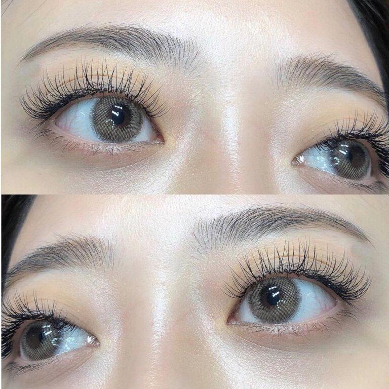 Junior 2D 3D Eyelash Extensions